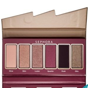 🆕Sephora Flash Sequins Mini Eye Palette
